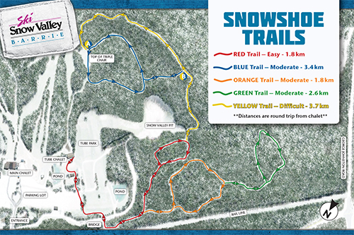 2014_Snowshoe _Trail _Map