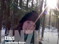 Snowshoeing at Snow Valley