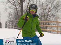 Ski Better With Rob Butler Tip#4 2016