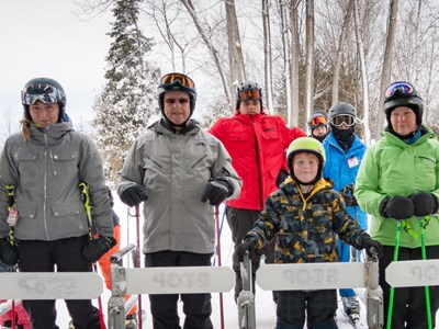 First Chair 2016-17 Season