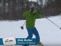 Ski Better with Rob Butler Tip #1 2017