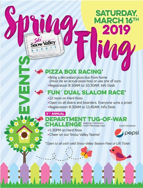 Snow Valley _Spring Fling
